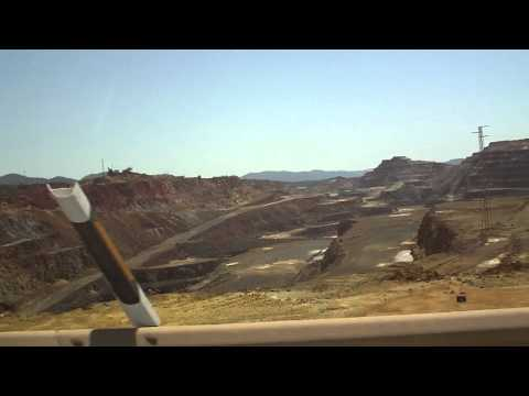 Rio Tinto mines. (Spain. España, Spanje)