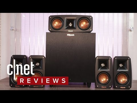 The Klipsch Reference Theater Pack review