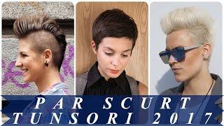 видео Modele Tunsori Scurte Femei 2017