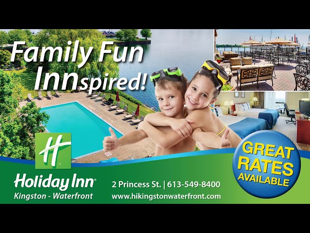 Creative Display - Holiday Inn Family Fun
