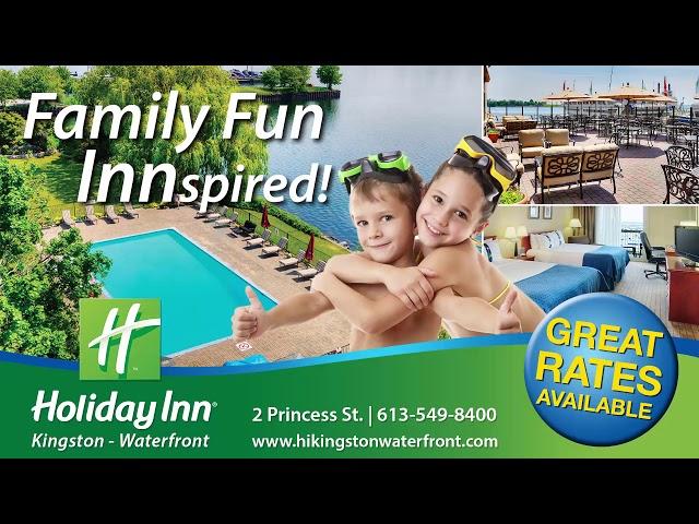 Creative Display - Holiday Inn Family Fun