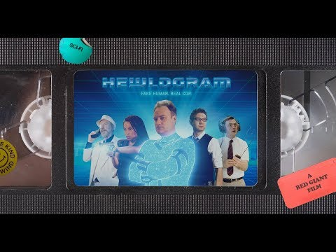 HEWLOGRAM - sci-fi comedy short starring David Hewlett
