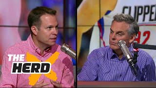 Will Lonzo Ball change the NBA? Chris Paul to the Spurs? Lee Jenkins explains   THE HERD