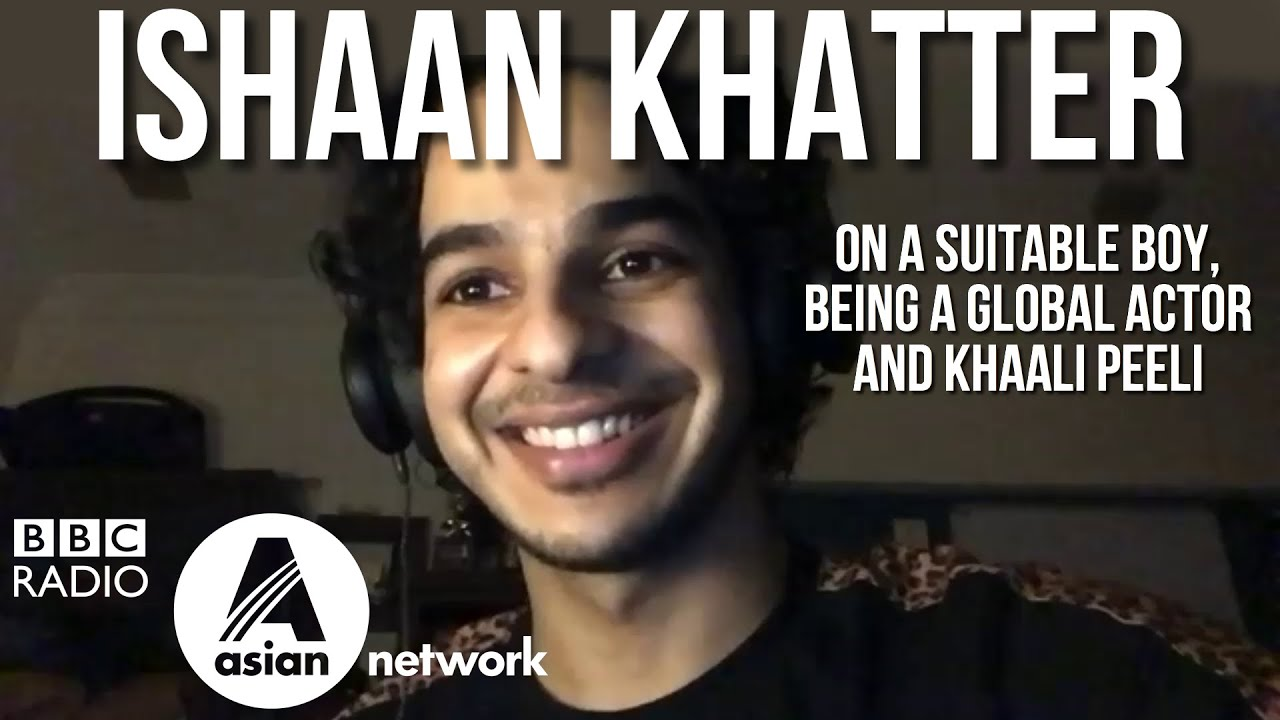 Ishaan Khatter interview on A Suitable Boy and letting his work speak for him