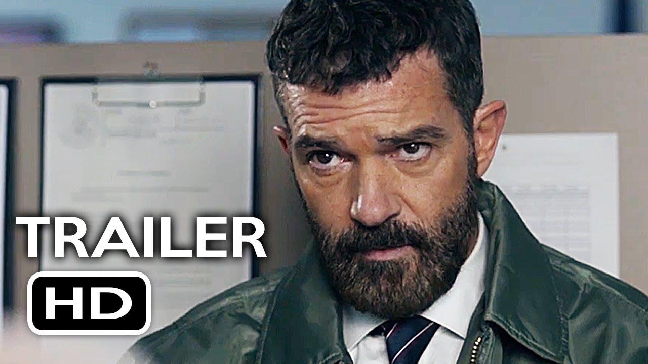 Antonio Banderas: Security Official Trailer #1 (2017) Antonio Banderas