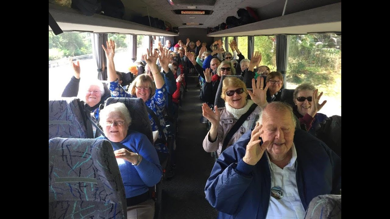 Coach Tours For Seniors