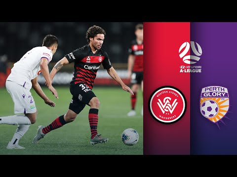 Western Sydney Wanderers Perth Goals And Highlights