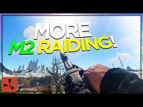 Day 2 of M249 RAIDING! (DUO VANILLA RUST #10 S9) thumbnail