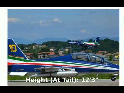 Alenia M-345  Military  Jet -  Photos Specs