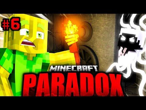 Die ZELLE von... %͏̷̨҉͜ß҉́§̷̧̖̭̞̣̬͖̩͔̗͞?̴̸̛... wurde GEÖFFNET?! - Minecraft PARADOX #06 [Deutsch/HD]