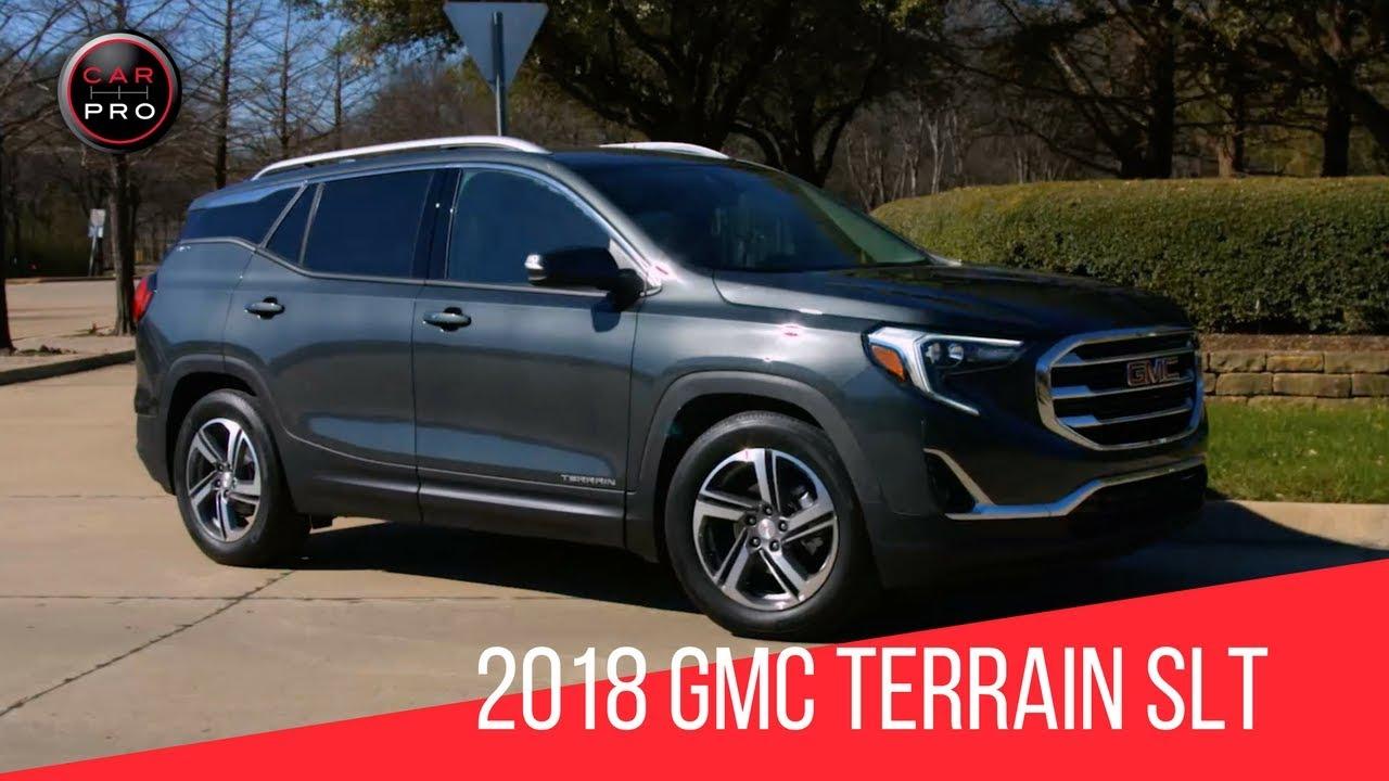 2018 GMC Terrain Diesel:  Review, Price >> 2018 Gmc Terrain Slt Diesel Test Drive Carprousa