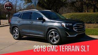 2018 GMC Terrain SLT Diesel Test Drive