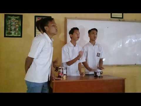 Chant Kebanggaan Dihatiku (Musik Non-konvensional)