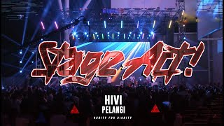 HIVI! - Pelangi [Live at Grand Opening Click Square]