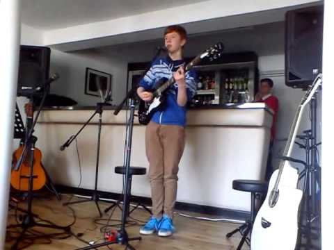 Shay Ringland Performs Little Lion Man By Mumford And Sons