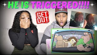 "THE MOST ANGRY UBER DRIVER EVER! | ""GET OUT OF MY CAR"" REACTION!!!"