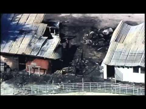Illegal Farm Burns