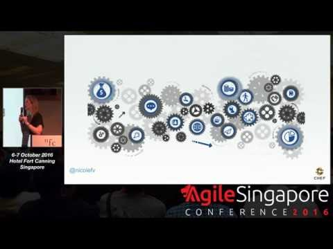 DevOps: The Key to IT Performance - Agile Singapore Conference 2016