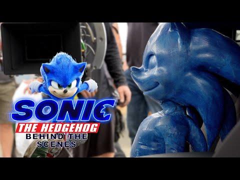 'Sonic The Hedgehog' Behind The Scenes