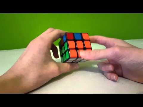 3x3 Zauberwürfel einfachste Lösung/|\3.Ebene