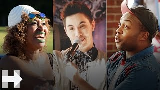 One vote at a time ft. Todrick Hall, Glozell Green, and Sam Tsui | Hillary Clinton