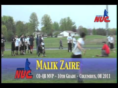 Columbus, OH 2011 - MVP Awards-Top Test Scores - 10th Grade - National Underclassmen