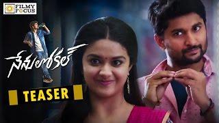 Nenu Local Movie Teaser || Nani, Keerthy Suresh - Filmyfocus.com