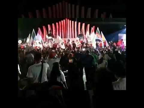 Jokowi Satu Kali Lagi Satukan INDONESIA