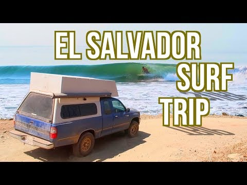 Traveling On The Pan American Highway Looking For Perfect Surf Ep.50