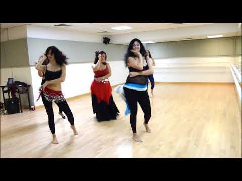 Shaabi Dance اغنيه عبدة من فيلم عش البلبل / محمود الليثي / بوسي