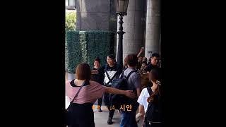 170812 신화 Shinhwa 神話 앤디 Andy 李先鎬 進飯店