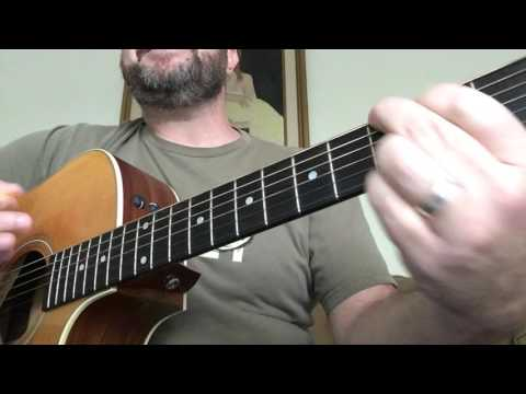 """Acoustic cover of Prince's """"Raspberry Beret"""""""