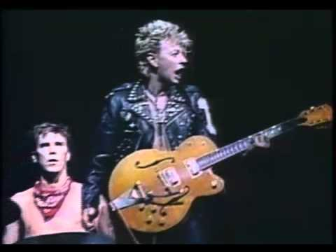 Stray Cats - Somthing Else - Live!