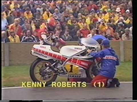 MotoGP - Dutch TT Assen - 500cc GP - 1981.