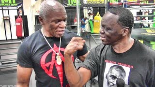 Jeff Mayweather accuses brother Floyd Mayweather of juicing and wearing