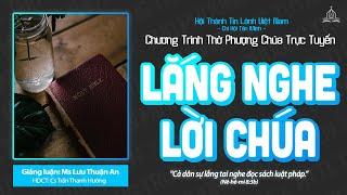 HTTL TÂN MINH - Chương trình thờ phượng Chúa - 12/09/2021
