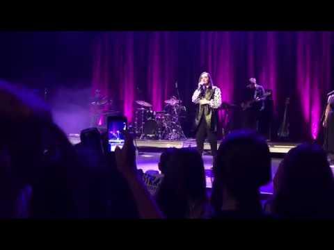 Let It Happen (Like a Version) Meg Mac LIVE @ The Forum Melbourne