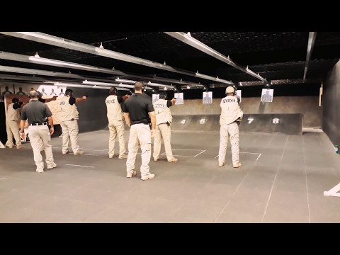 Kuwait police governorate VIP protection Course