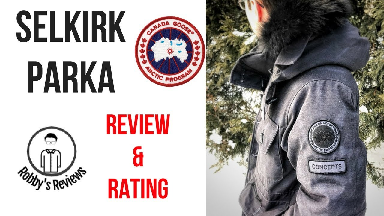 Review & Rating: Canada Goose Selkirk Parka