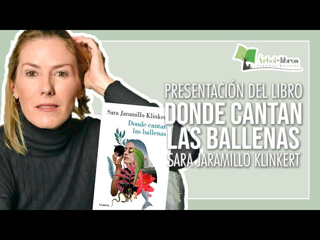 Sara Jaramillo presenta