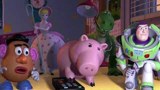 Toy Story Gets A Bug's Life