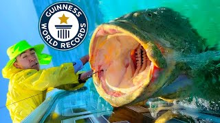Catching The World's Largest Fish (1000+ Pound Monster)