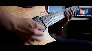 【While True:】VS Nāga / Hikaman 【Guitar Playthrough】
