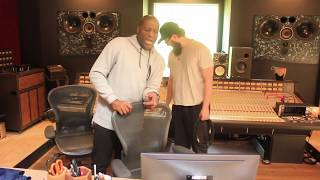 Algorisms at Friary Studios with Jerry Brown on drums | Georgia (Ray Charles cover)