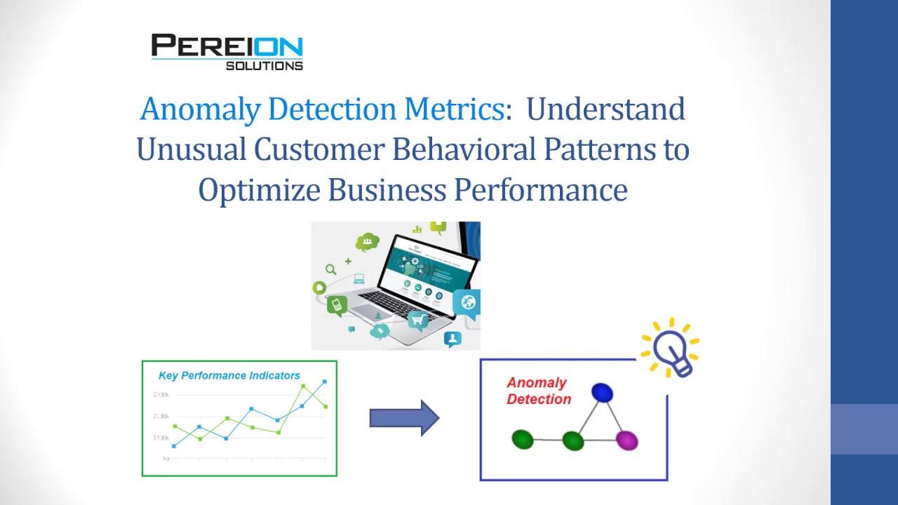 Anomaly Detection Metrics