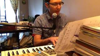 (610) Zachary Scot Johnson Little Trip To Heaven (on the Wings of Your Love) Tom Waits Cover