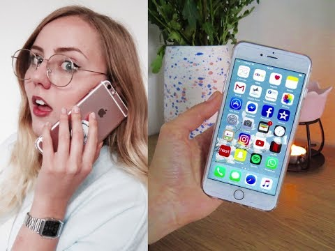 what is on my rose gold iphone 6s plus 32gb youtube. Black Bedroom Furniture Sets. Home Design Ideas