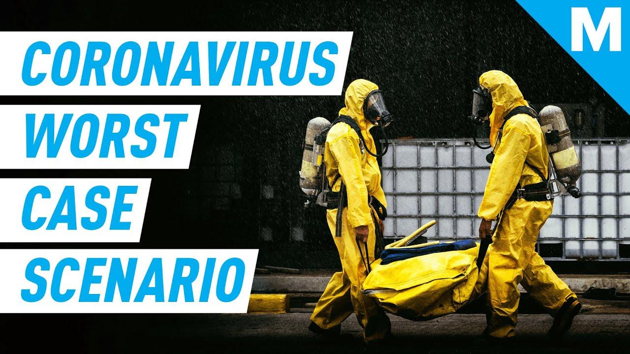 CDC's Coronavirus Worst-Case Scenario Is Terrifying   Mashable Explains