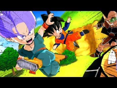 FOLAGOR EL SAIYAN!   Dragon Ball Fusions JUEGAZO