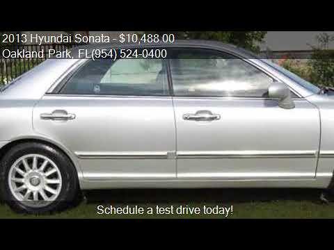 2013 Hyundai Sonata GLS 4dr Sedan for sale in Oakland Park,